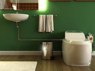 Composting Toilets: Green Home Source
