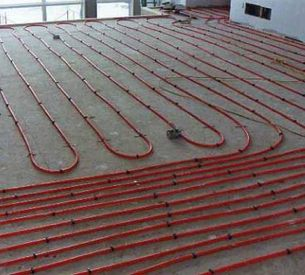 In-Floor Heating Options