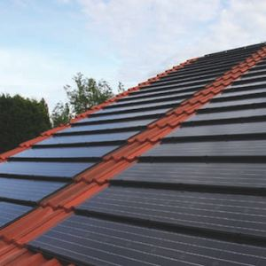 Solar Shinges - Monier Tile Redland PV